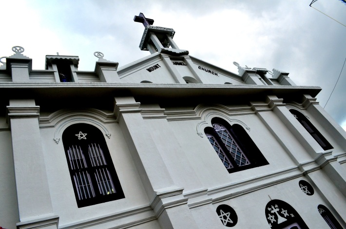 Mount Carmel Church