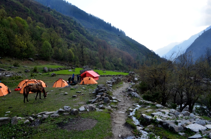 Camp Site- Puani Garaat
