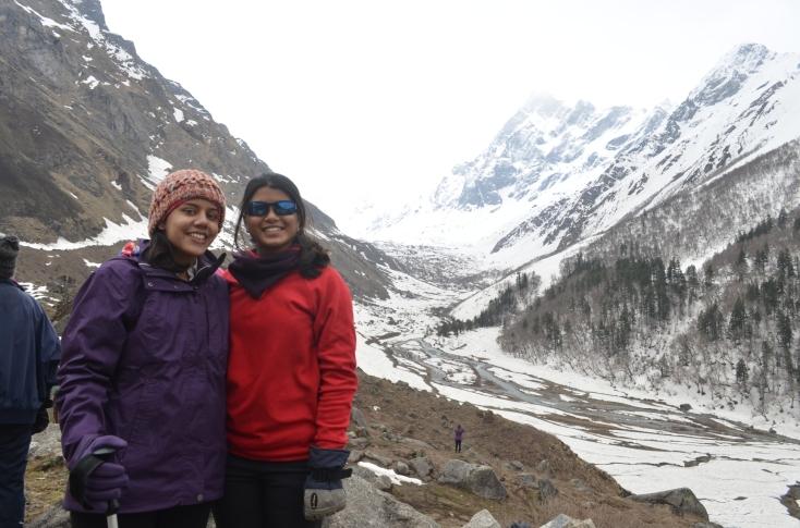 Anandi & Jovina