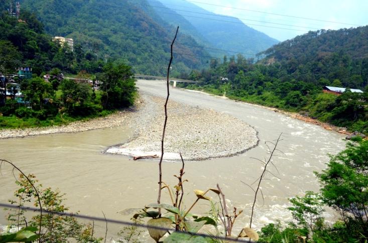 River Teesta